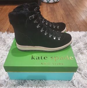 New, never worn Kate Spade boots